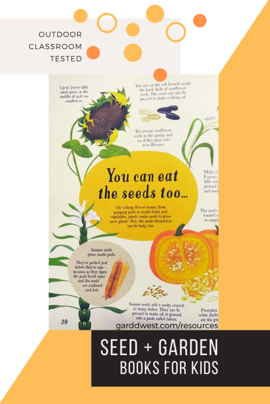 Books for Kids: Seed + Garden